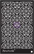 Victorian Tiles Stencil - Finnabair