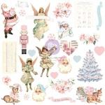 Christmas Sparkle Ephemera 2 - Prima - PRE ORDER