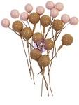 Christmas Sparkle Beaded Berries - Prima