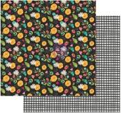 Sweet Floral Paper - Solecito - Julie Nutting