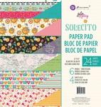 Solecito 12x12 Paper Pad - Prima