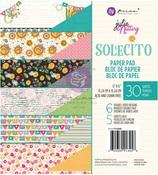 Solecito 6x6 Paper Pad - Prima
