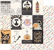 Wicked Sp31ls Paper - Thirty-One - Prima