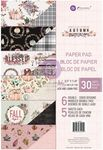 Hello Pink Autumn Collection A4 Paper Pad - Prima