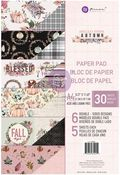 Hello Pink Autumn Collection A4 Paper Pad - Prima - PRE ORDER