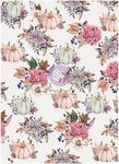 Hello Pink Autumn Collection Rice Paper #3 - Prima