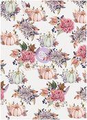 Hello Pink Autumn Collection Rice Paper #3 - Prima - PRE ORDER