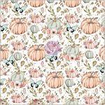 Hello Pink Autumn Collection Vellum Specialty Paper - Prima
