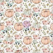Hello Pink Autumn Collection Vellum Specialty Paper - Prima - PRE ORDER