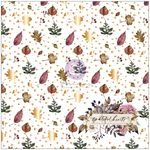 Hello Pink Autumn Collection Acetate Specialty Paper - Prima