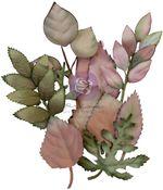 Hello Pink Autumn Foliage Flowers - Prima - PRE ORDER