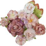 Sharon Ziv Mauve Dream Flowers - Prima - PRE ORDER