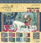 Let It Snow 12x12 Collection Pack - Graphic 45 - PRE ORDER - PRE ORDER