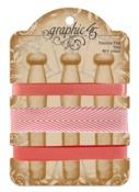 Precious Pink Trim - Graphic 45 - PRE ORDER