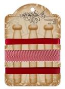 Triumphant Red Trim - Graphic 45 - PRE ORDER