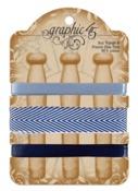 Bon Voyage & French Blue Trim - Graphic 45 - PRE ORDER