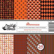 Chills & Thrills 6x6 Paper Pack - Reminisce