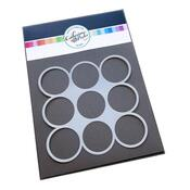 """1.5"""" Circle Template Stencil - Catherine Pooler"""