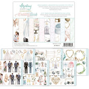 Wedding Elements 6x8 Paper Pad - Mintay Papers - PRE ORDER