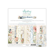Written Memories 6x6 Paper Pad - Mintay Papers - PRE ORDER