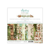 Woodland 6x6 Paper Pad - Mintay Papers - PRE ORDER