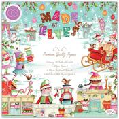 Made By Elves 6x6 Paper Pad - Craft Consortium - PRE ORDER