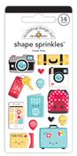 Travel Time Sprinkles - Doodlebug