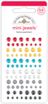 Festive Assorted Mini Jewels - Doodlebug