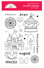 Fun At The Park Clear Stamps - Doodlebug