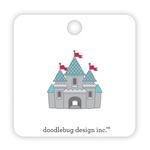 Cute Castle Collectible Pins - Doodlebug