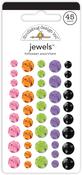 Halloween Assortment Mini Jewels - Doodlebug