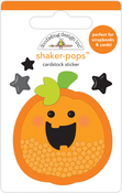 Hello Pumpkin Shaker Doodlepop - Doodlebug