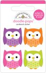 Happy Owl-o-ween Doodlepop - Doodlebug