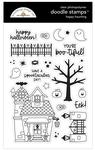 Happy Haunting Doodle Stamps - Doodlebug