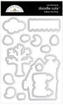 Happy Haunting Doodle Cuts - Doodlebug