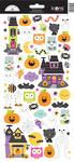 Happy Haunting Icons Stickers - Doodlebug