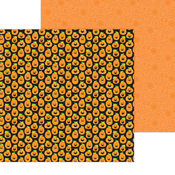Hello Pumpkin Paper - Happy Haunting - Doodlebug