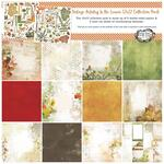 Vintage Artistry In The Leaves 12x12 Collection Pack - 49 And Market