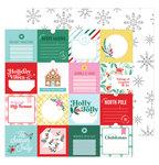 'Tis The Season Paper - Holiday Magic - Pinkfresh Studio