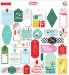Holiday Magic Die Cut Tags - Pinkfresh Studio - PRE ORDER