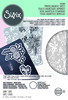 """Printed Magnetic Storage Sheets 6 1/2"""" x 4 3/8"""" - Sizzix - PRE ORDER"""