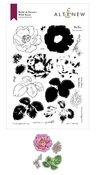 Build-A-Flower: Wild Rose Layering Stamp & Die Set - Altenew