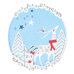 Animal Frame Framelits Dies With Stamps - Sizzix