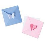 Mini Card & Envelope Set Bigz Die - Sizzix