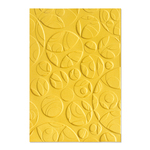 Swiss Cheese 3D Textured Impressions Embossing Folder - Sizzix