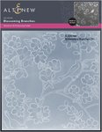 Blossoming Branches 3D Embossing Folder - Altenew
