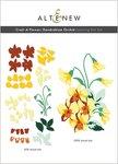 Craft-A-Flower: Dendrobium Orchid Layering Die Set - Altenew