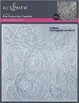 Pink Perfection Camellia 3D Embossing Folder - Altenew