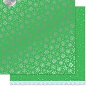 Glacial Paper - Let It Shine Snowflakes - Lawn Fawn