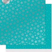 Arctic Paper - Let It Shine Snowflakes - Lawn Fawn